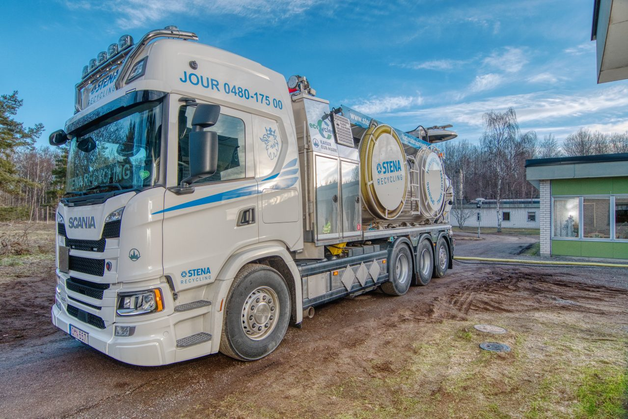 Bilder Stena recycling AB